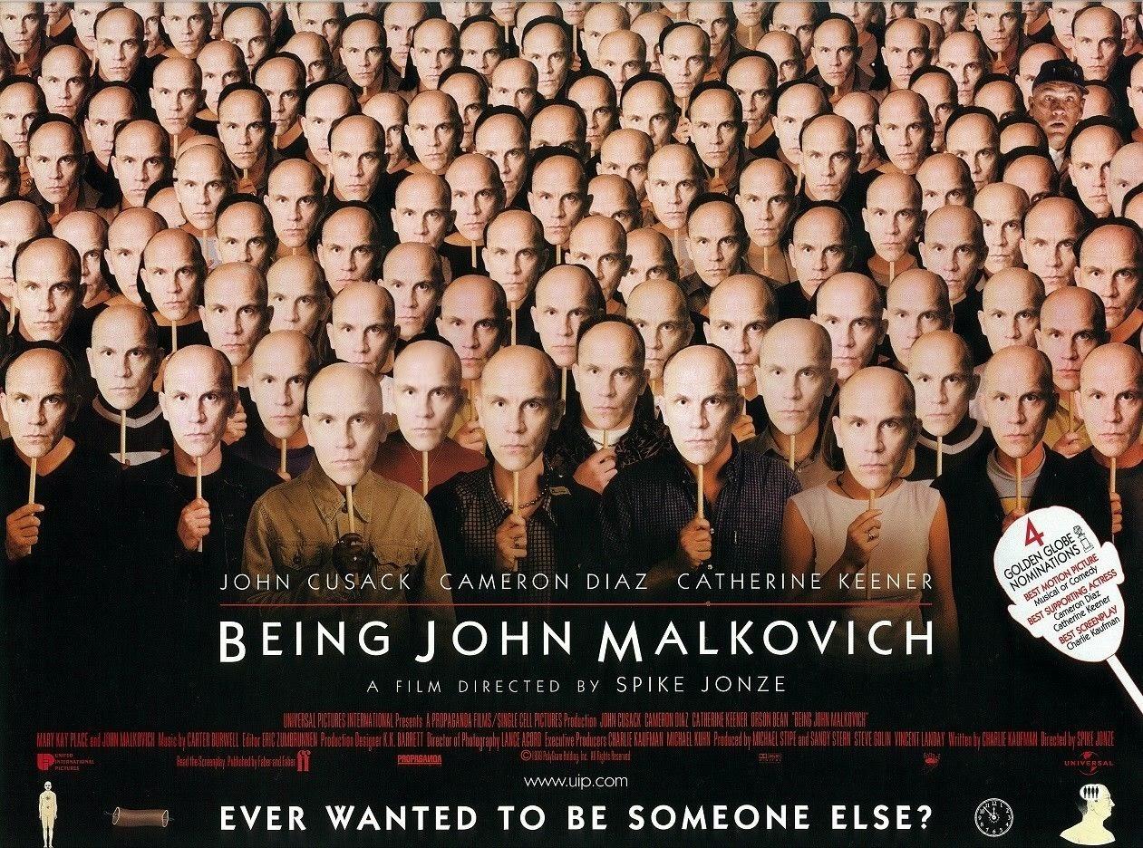 Free download bluray 1080p 720p movie google drive Being John Malkovich, USA, 1999, Spike Jonze, Cameron Diaz, Eric Weinstein, John Cusack, Ned Bellamy.jpg