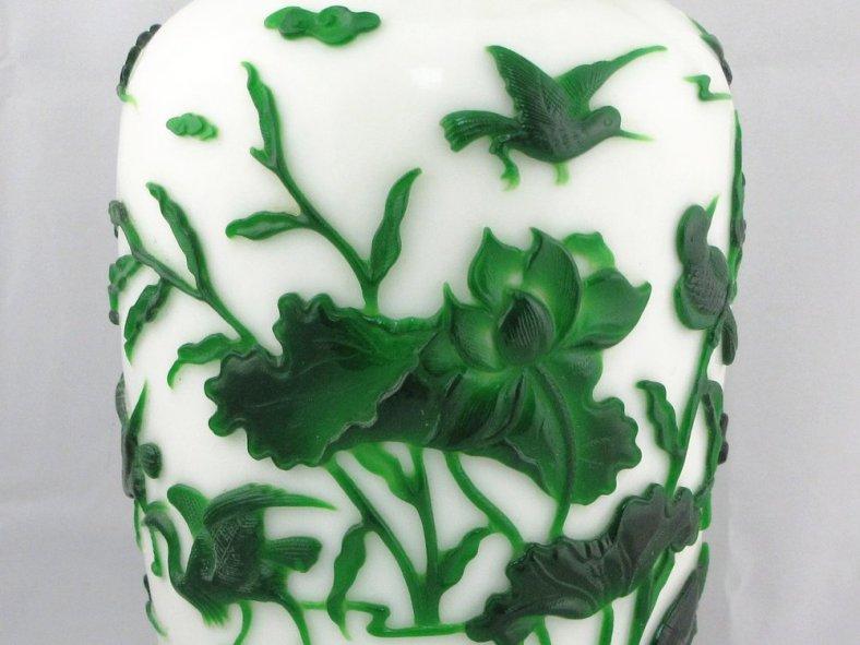 chinese vase