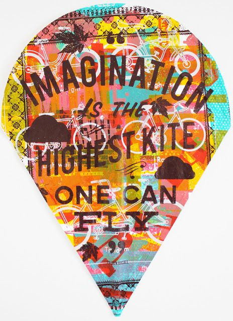 imagination kite