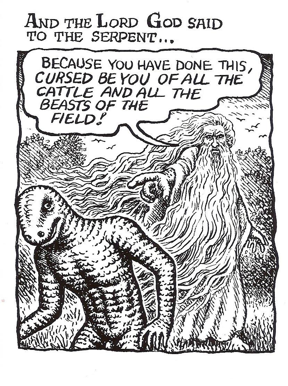 Crumb-Genesis (snake)