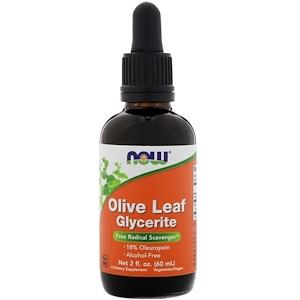 olive leaf glycerite