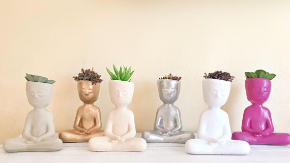 meditation planter